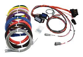 infinity universal wiring harnesses aem product