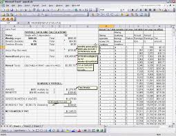 Calculate Payroll Taxes Free 15 Free Excel Payroll Template Pay Stub Template