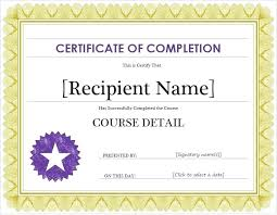 Certificate Of Completion Templates Html Certificate Of Completion Template