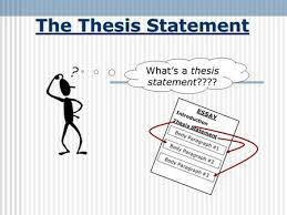 the thesis statement a roadmap for your essay ppt video online  the thesis statement essay introduction thesis statement body paragraph 1 body paragraph 2 body