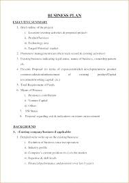 Executive Summary Outline Opening A Gym Business Plan 7 Executive Summary Examples