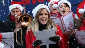 Terrible christmas carol singer prank! - YouTube