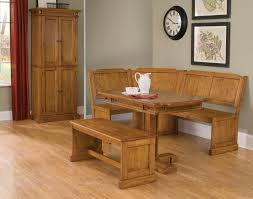 Contemporary Dining Room Sets With Benches Contemporary Dining - Dining room corner bench