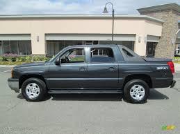 2005 Dark Gray Metallic Chevrolet Avalanche Z71 4x4 #79814438 ...