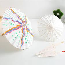 chinese classic paper umbrella parasol white wedding decor