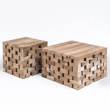 teak coffee table. Home / Coffee Tables Gommaire Puzzle Black Teak Table
