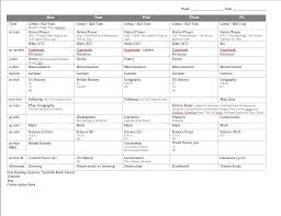 My Weekly Schedule How I Organize My Weekly Schedule Sabbath Mood Homeschool