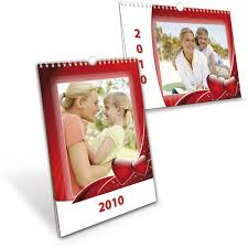 A4 Calendar 2019 A Birthday Anniversary Gift Or A Gift Of Love