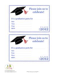 Free Template For Graduation Invitation Free Print Graduation Announcements Template Invitation Templates