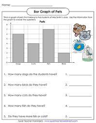 Bar Chart Homework Bar Graph Worksheets