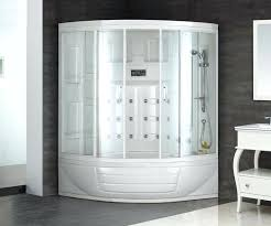 shower stall doors treat yourself to a steam shower in the comfort of your own home shower stall