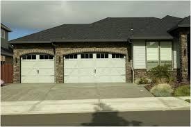contemporary garage doors vancouver washington