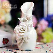Small Picture Cheap Flower VasesOval Shape Colorful Glass Vases Flower Pot Home