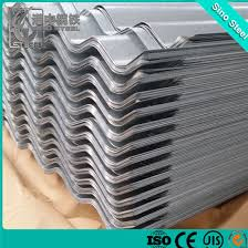 0 12 665mm z30 zinc coated corrugated steel roofing material for sandwich panel
