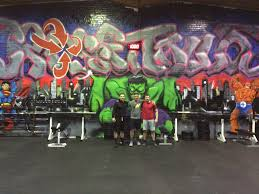 today i was very excited to go to coach 3 seminars over 2 days at crossfit all out in newton aycliffe in north east england one feature of my trip through