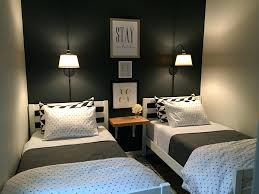 office spare bedroom ideas. Small Guest Room With Two Twin Beds Office Bedroom Ideas Design Space Spare