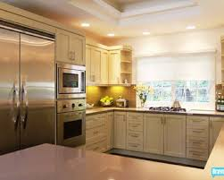 Attractive Contemporary Kitchen Ideas   Example Of A Trendy Kitchen Design In Los  Angeles Nice Look