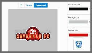Soccer Logo Maker Watermark Logo Creator Free Online Great Discover The Best