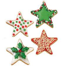 christmas star cookies. Simple Cookies Christmas Star Cookies Intended Wilton