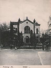 Alte Synagoge Freiburg Im Breisgau Wikipedia