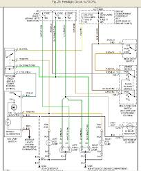 ford ranger the fuse box blows every time i diagram tail light here is the wiring diagram for the system out daytime running lights i would suspect the mulit function switch on the steering column to be at fault id