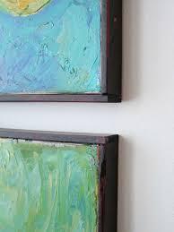 diy oil painting frames diy craft