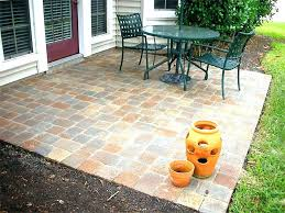 how much does a brick paver patio cost cost to install patio patio cost patio designs favorite patio design home designs cost to install