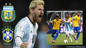 كلاسيكو الكرة اللاتينية..عودة ميسي إلى تشكيلة الأرجنتين ضد البرازيل