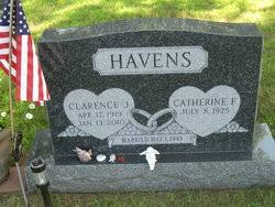 Catherine F. Ashley Havens (1925-2014) - Find A Grave Memorial
