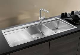 Wonderful Sinks Inspiring Stainless Steel At Home Depot Top Mount