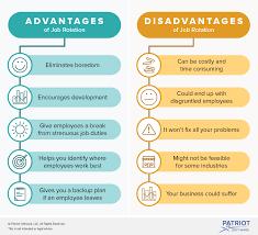 Job Rotation Program 5 Advantages Disadvantages