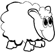 Small Picture Free Printable Sheep Coloring Pages Archives Best Coloring Page
