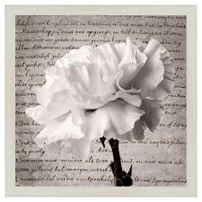 about this item on white flower wall art target with letter flowers i 18x18 wall art target
