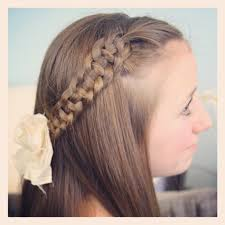 Tiebacks Cute Girls Hairstyles Page 3 Hair Pinterest
