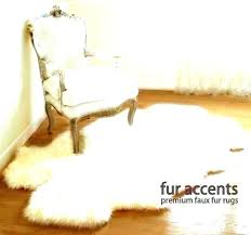 white fur rug for nursery sheepskin faux accents little prince off area carpet throw white fur rug for nursery sheepskin
