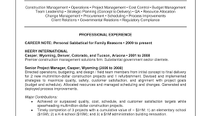 Commercial Property Manager Resume Objective Examples Warehouse