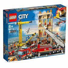 LEGO City Downtown Fire Brigade (60216) günstig kaufen