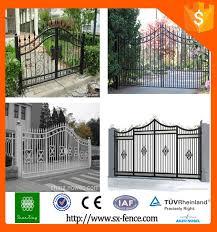 Unprecedented Modern Metal Gate Design Modern Metal Fence Gate And