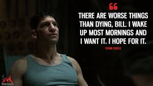 Punisher Quotes Gorgeous The Punisher Quotes MagicalQuote