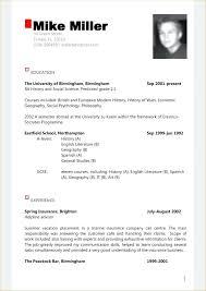 Writting A Modern Resume Example Of Modern Resume Sample Modern Resume Templates Writing