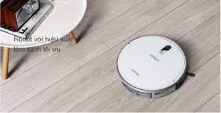 Robot hút bụi lau nhà Deebot 710 - Vrobot
