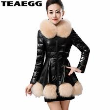 Detail Feedback Questions about <b>TEAEGG</b> Thick Winter Coat ...