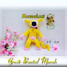 Boneka Marsupilami Hiasan kaca mobil