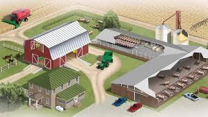 Farm Agricultural Facility Guide Sherwin Williams
