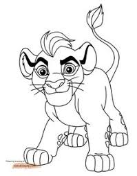 Small Picture The Lion Guard Coloring Pages Printable guarda do Leo festa