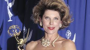 christine baranski.  Christine Christine Baranski First Emmy Win And V
