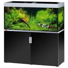 Set acquario supporto eheim incpiria 400 nero laccato