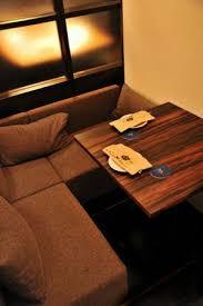 「バー カフェ L字 座席」の画像検索結果