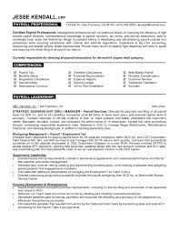 Examples Of Resumes Examples Of Professional Resume Template Tax Director Sample 22