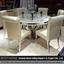 modern round nature white marble dining table buy tableround top product on alibabacom round marble dining table e37